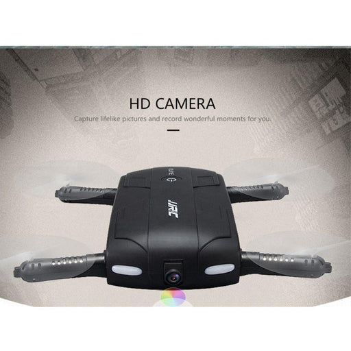 JJRIC Selfie Foldable Drone - H37 - Drones Collection