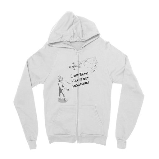 Funny drone Kids' Zip Hoodie - Drones Collection