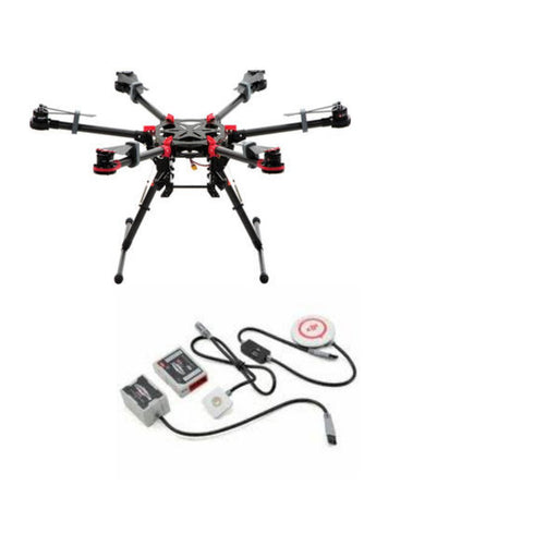 DJI Spreading Wings S900 Hexacopter with Auto Pilot System - Drones Collection