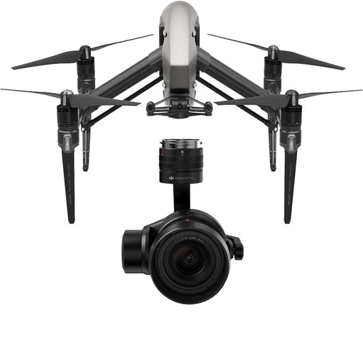 DJI Inspire 2 Quadcopter with Zenmuse X5S Gimbal - Drones Collection