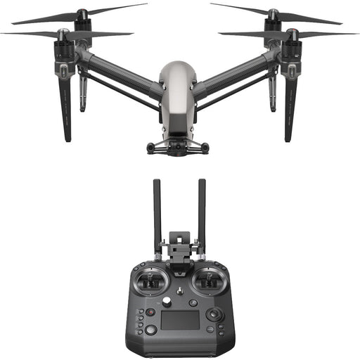 DJI Inspire 2 with DJI Cendence Remote Controller - Drones Collection