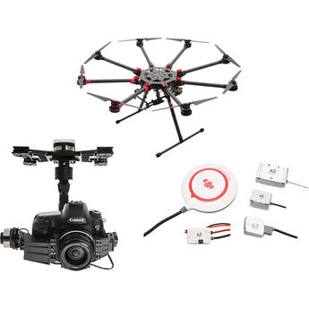 DJI Spreading Wings S1000 with Flight Controller - Drones Collection