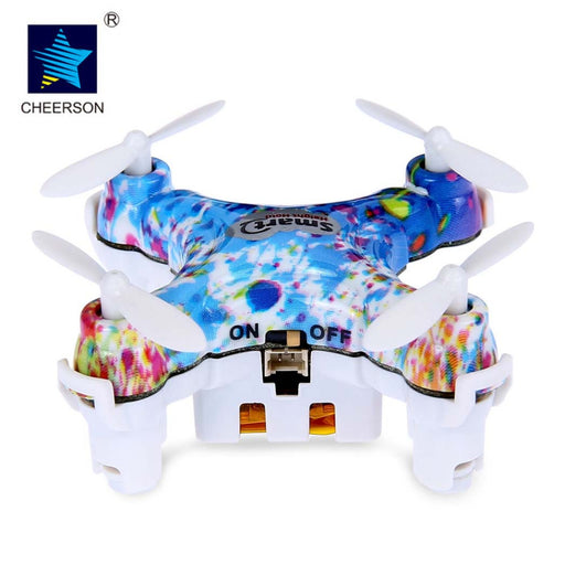 Cheerson 4 Channel Mini Drone- CX10D - Drones Collection