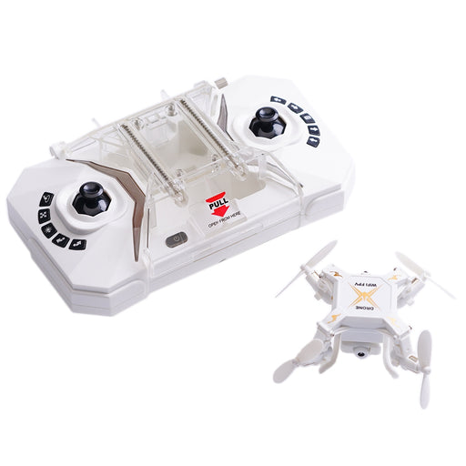 SBEGO One Key Return Mini RC Drone- 127W - Drones Collection