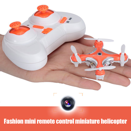 Mini 2.4G 4CH 6 Axis Gyro RC Helicopter Cheerson CX - 10C CX-10C CX10C Quadcopter Drone with 0.3MP Camera Remote Control Toys - Drones Collection