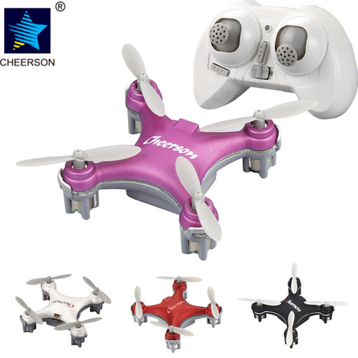 Mini Drone Quad Copter For Cheerson CX-10SE 2.4G Remote Control Helicopter 4CH 6Axis 3D Flips RC Quadcopter BM88 - Drones Collection