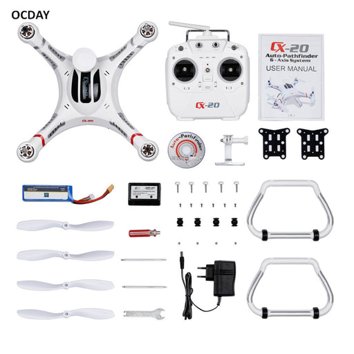 Ocday Auto-Pathfinder Drone with Remote-CX-20 - Drones Collection