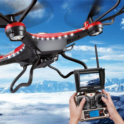 JJRC LED Drone with Remote Control - H8DH - Drones Collection
