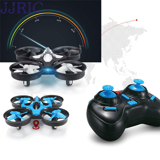 JJRIC Headless Mini RC Drone - H36 - Drones Collection
