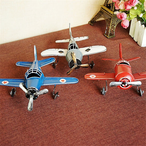 Antique Handmade Aircraft Collection - Drones Collection