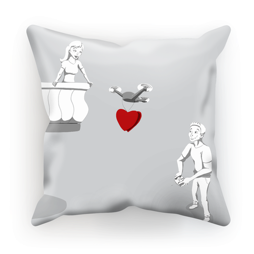 Drone Love Cushion - Drones Collection