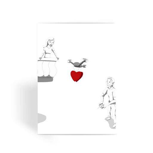Drone Love Greeting Card - Drones Collection