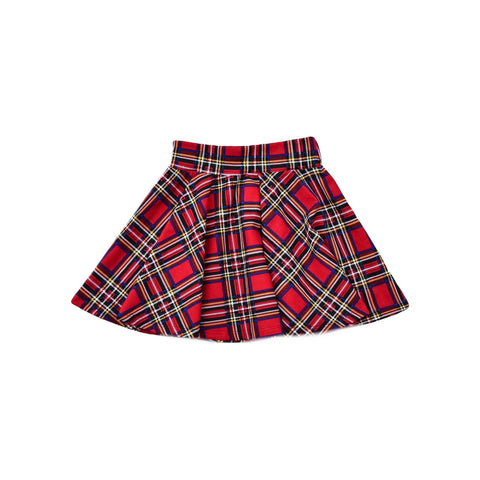 Twirl Skirt - Red Plaid [Limited Edition]