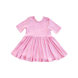 Baby Doll Top - Pink