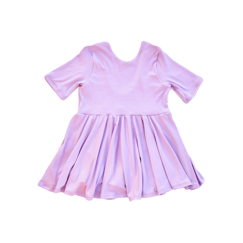 Baby Doll Top - Lilac