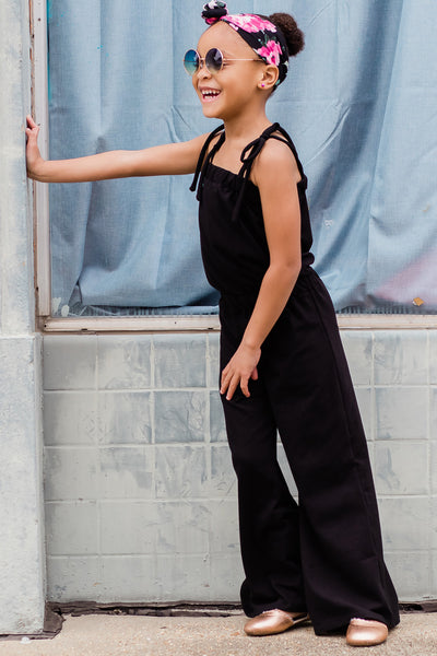 Farrah Jumpsuit - Black