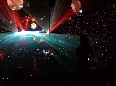 2012 Mylo Xyloto World Tour