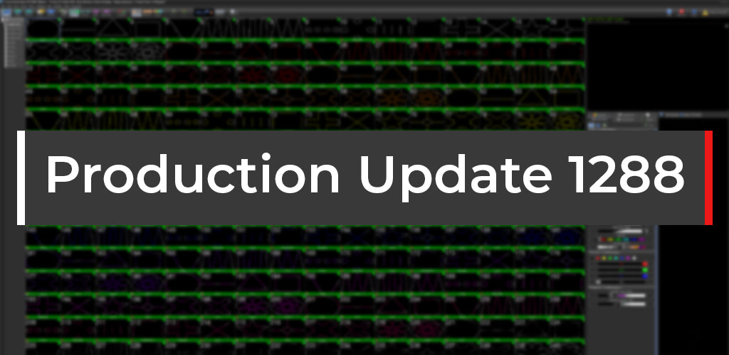 Production  Update 1288