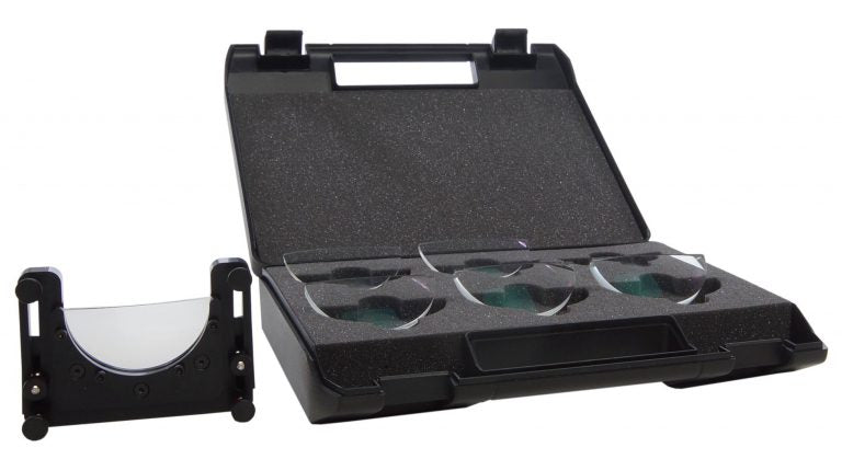 Laser Safety Laser Scan Lens Kit