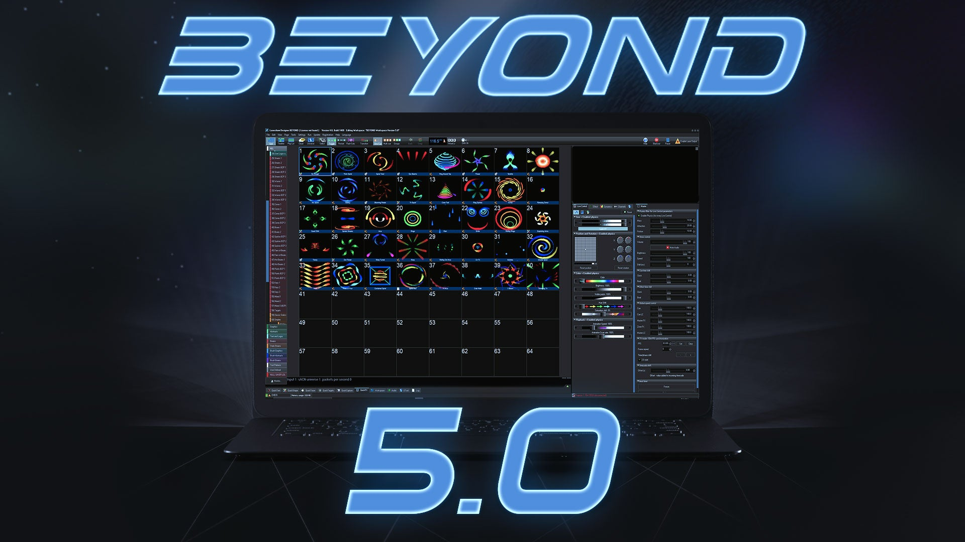 BEYOND 5.0 Overview Banner