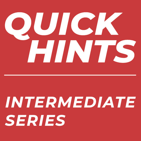 quick-hints-intermediate-series