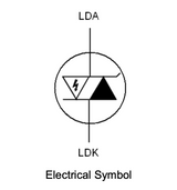 Lasorb Electrical Symbol