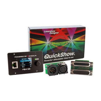 FB4 MAX with QuickShow