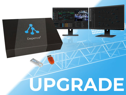 Upgrade to Depence² from Realizer graphic