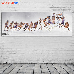 Road To Growth Wall Art Canvas