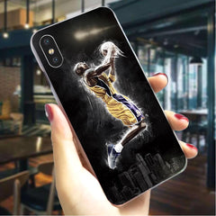 Kobe Bryant Phone Case For iPhone Cover Hard Shell Slim
