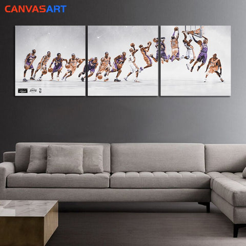 Road To Growth 3 HD Wall Art Canvas