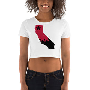 California Republic Crop Tee