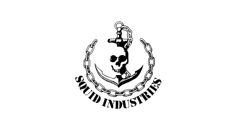 Squid Industries Cup Holders