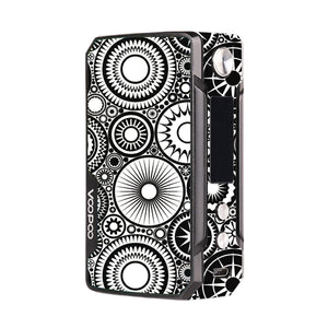 Abstract Circles Voopoo Drag Mini Skins