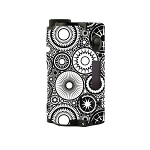 Abstract Circles Topside Squonk Skins