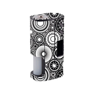 Abstract Circles Sigelei Fuchai Squonk Skins