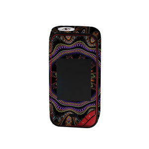 Abstract Fractal X-priv Skins