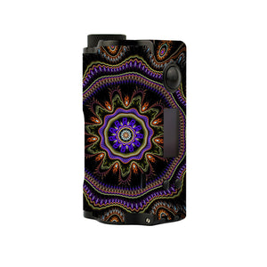 Abstract Fractal Topside Dual Skins
