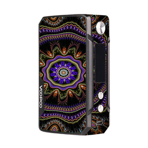 Abstract Fractal Voopoo Drag Mini Skins