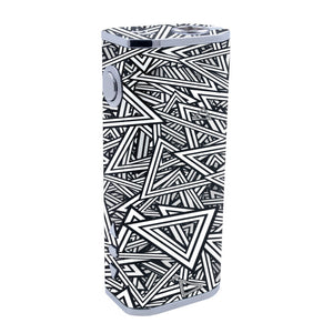 Abstract Triangles iStick 40w Skins