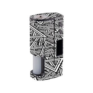 Abstract Triangles Sigelei Fuchai Squonk Skins