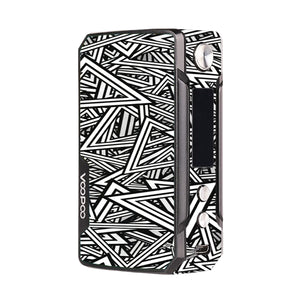 Abstract Triangles Voopoo Drag Mini Skins