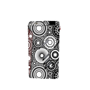 Abstract Circles T-priv Skins