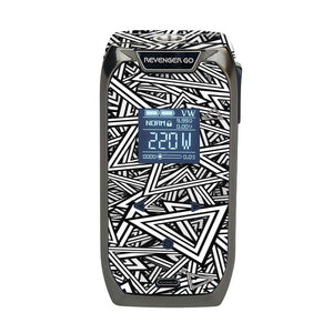 Abstract Triangles Revenger Go Skin