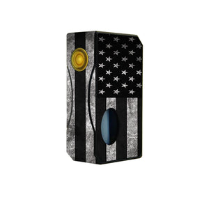American Flag BW Azeroth Squonker Skins