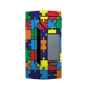 Autism Awareness Puzzle Reuleaux RX2 21700