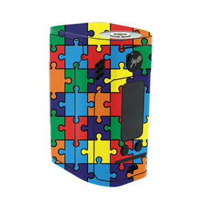 Autism Awareness Puzzle Reuleaux RX300