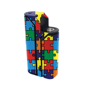 Autism Awareness Puzzle Reuleaux RX75
