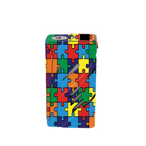 Autism Awareness Puzzle T-priv Skins