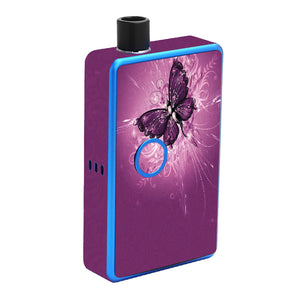 Pink Butterfly Billet Box Skin